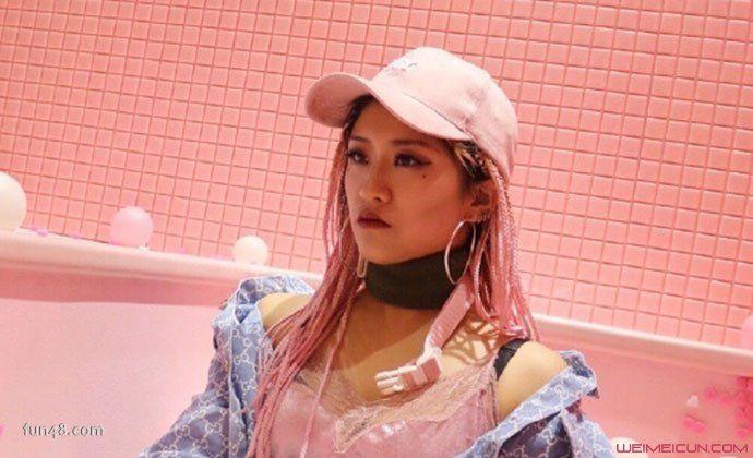 舞者刘芷妍个人资料 女舞者妍妍参加街舞3水平如何